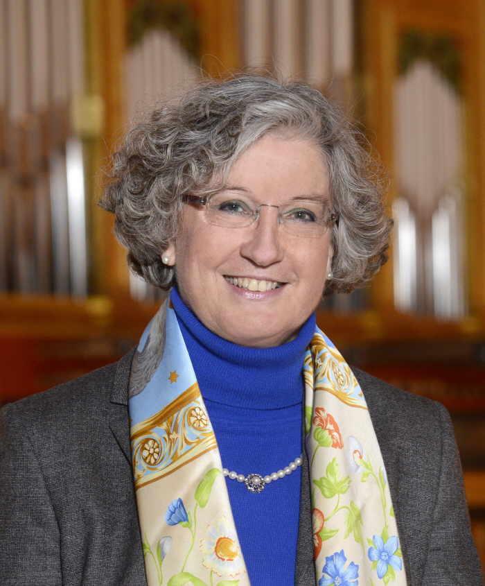 Landessuperintendentin Dr. Ingrid Spieckermann
